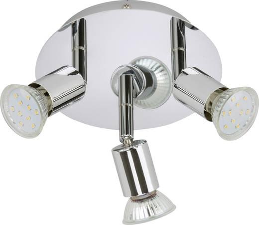 Bad-Deckenleuchte LED GU10 9 W Briloner Splash 2229-038 Chrom ...
