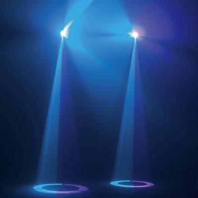 Faretto LED effetto DMX ADJ Inno Pocket Roll Numero di LED:1 x 12 W