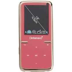 MP3 prehrávač, MP4 prehrávač Intenso Video Scooter, 8 GB, ružová