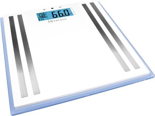 Körperanalysewaage Medisana ISA Wägebereich (max.)=180 kg Weiß