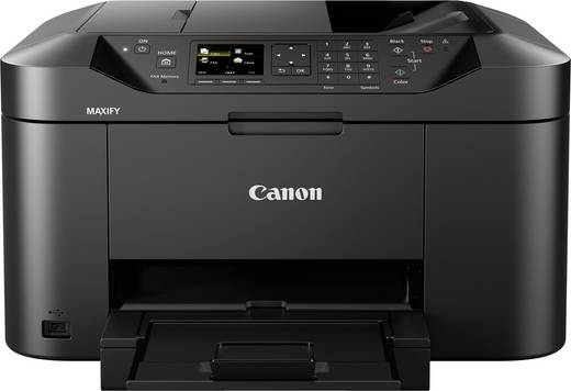canon maxify mb2050 tintenstrahl multifunktionsdrucker mit. Black Bedroom Furniture Sets. Home Design Ideas