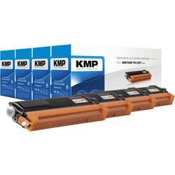 KMP sada tonerů náhradní Brother TN-230, TN230BK, TN230C, TN230M, TN230Y kompatibilní černá, azurová, purppurová, žlutá 2200 Sei
