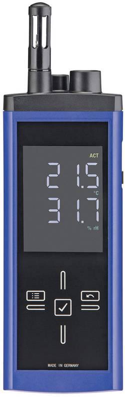 Vlhkoměr vzduchu (hygrometr) s infračerveným teploměrem Lufft XC 250, 0 % r. 100 % r. detektor bodu tání/plísně