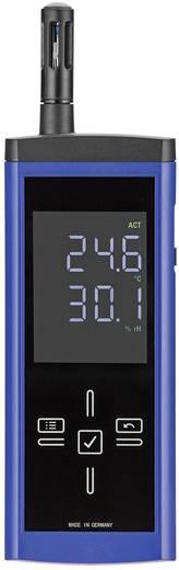 Lufft XC 200 Luftfeuchtemessgerät (Hygrometer) 0 % rF 100 % rF Kalibriert nach: ISO