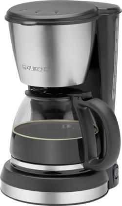 Kávovar Clatronic KA 3562, černá/stříbrná