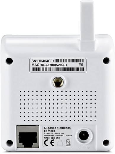 Gigaset Elements S30851-H2518-R101 WLAN, LAN IP Überwachungskamera 1280 x 720 Pixel