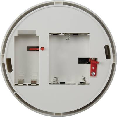 Wireless smoke detector network-compatible Renkforce LM-101D battery-powered