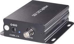 SDI rozbočovač SpeaKa Professional 1274941, N/A, 2 porty, černá