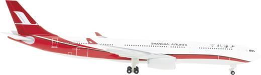 Luftfahrzeug 1:500 Herpa Shanghai Airlines Airbus A330-300 526586