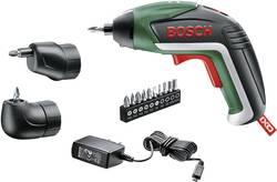 Aku vŕtací skrutkovač Bosch Home and Garden IXO V Set 06039A8002, 3.6 V, 1.5 Ah, Li-Ion akumulátor