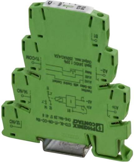 Zeitrelais Monofunktional 24 V/DC 1 St. Phoenix Contact ETD-BL-1T-ON-CC-300MIN-PT Zeitbereich: 3 - 300 min 1 Wechsler