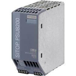 Síťový zdroj na DIN lištu Siemens SITOP PSU8200, 1 x, 24 V/DC, 10 A, 240 W