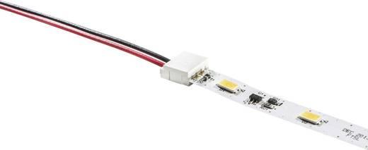Verbinder (L x B x H) 9 x 9 x 4 mm Barthelme LED-Streifen Steckverbinder 8 mm, 2-polig, 50 cm Litzen mit freien Draht