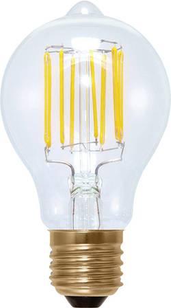 LED žárovka Segula 50278 230 V, E27, 6 W = 40 W, teplá bílá, A+, stmívatelná, vlákno, 1 ks