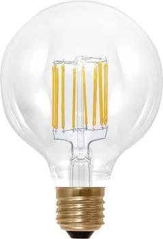 Dimmbare LED mit E27-Fassung (klar)