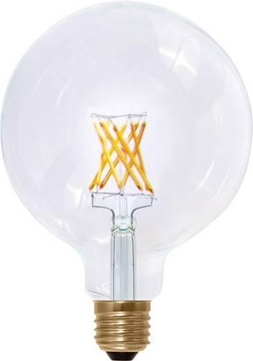 LED E27 Globeform 8 W = 50 W Warmweiß (Ø x L) 125 mm x 170 mm EEK: A+ Segula dimmbar, Filament 1 St.