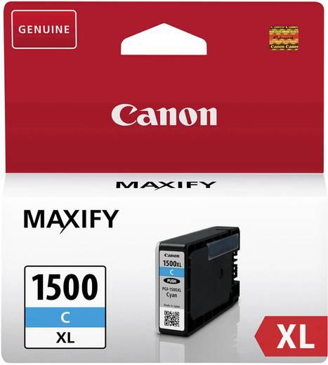 Canon Tinte PGI-1500C XL Original Cyan 9193B001
