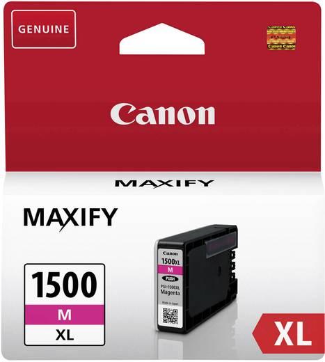 Canon Tinte PGI-1500M XL Original Magenta 9194B001