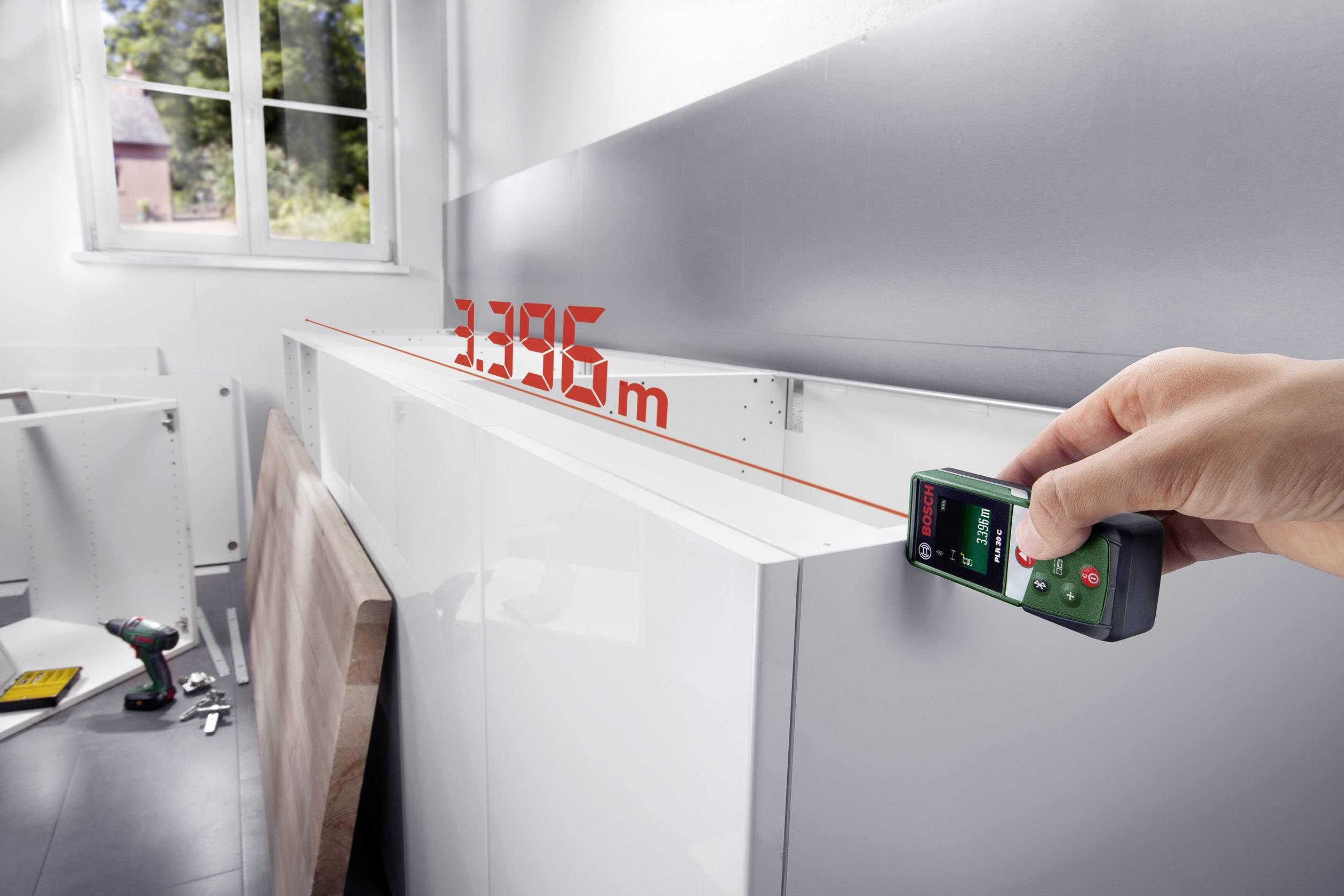 Bosch Laser Entfernungsmesser Conrad : Bosch home and garden plr c laser entfernungsmesser bluetooth