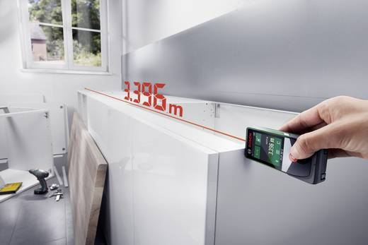 Bosch home and garden plr 50 c laser entfernungsmesser kalibriert