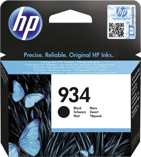 HP Tinte 934 Original Schwarz C2P19AE