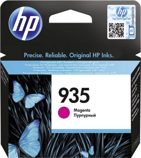 HP Tinte 935 Original Magenta C2P21AE