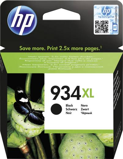 HP Tinte 934XL Original Schwarz C2P23AE