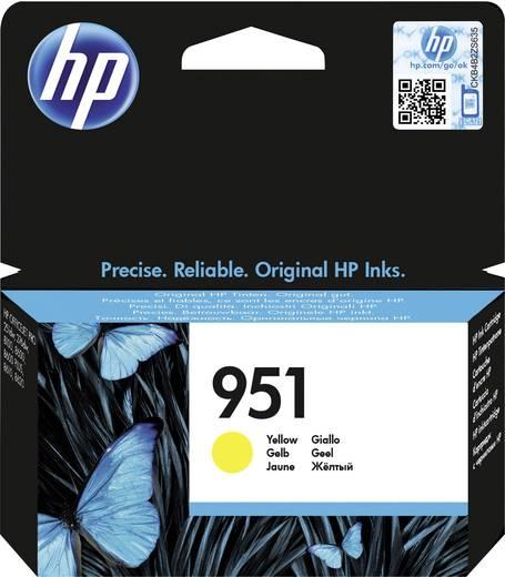 HP Tinte 951 Original Gelb CN052AE