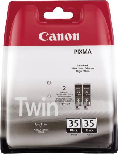 Canon Tinte PGI-35 Original 2er-Pack Schwarz 1509B012