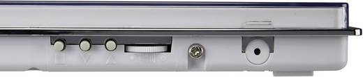 Video-Türsprechanlage Kabelgebunden Komplett-Set Renkforce 1275881 1 Familienhaus Silber