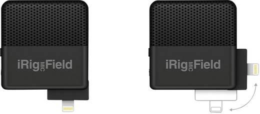 Handymikrofon IK Multimedia iRig Mic Field Übertragungsart:Direkt