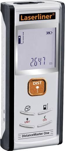 Laserliner DistanceMaster One Laser-Entfernungsmesser Messbereich (max.) 18 m Kalibriert nach: ISO