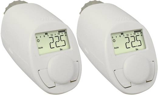 heizk rperthermostat elektronisch 2er set 5 bis 29 5 c eqiva modell n kaufen. Black Bedroom Furniture Sets. Home Design Ideas