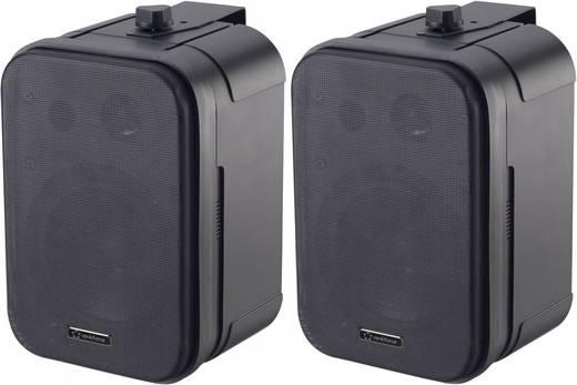Aktiver Monitor-Lautsprecher 13 cm 5.12 Zoll Renkforce Control 250AMP 30 W 1 Paar
