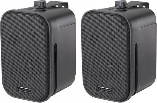 Passiver Monitor-Lautsprecher 9.3 cm 3.75 Zoll Renkforce Control 150 20 W 1 Paar