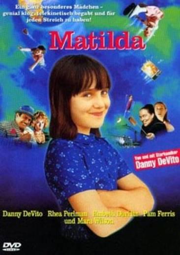 DVD Matilda FSK: 6