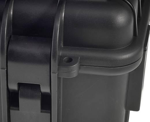 Universal Werkzeugkoffer unbestückt B & W International 2000/B/SI (B x H x T) 272 x 166 x 215 mm