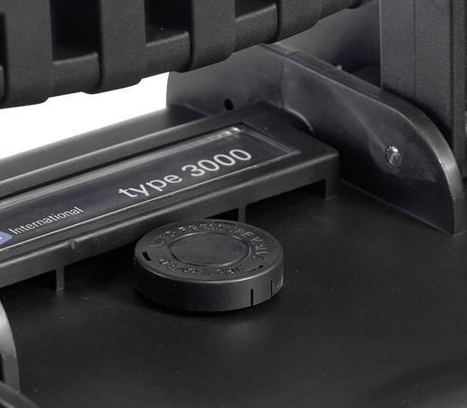 Universal Werkzeugkoffer unbestückt B & W International 3000/B/SI (B x H x T) 364 x 169 x 295 mm