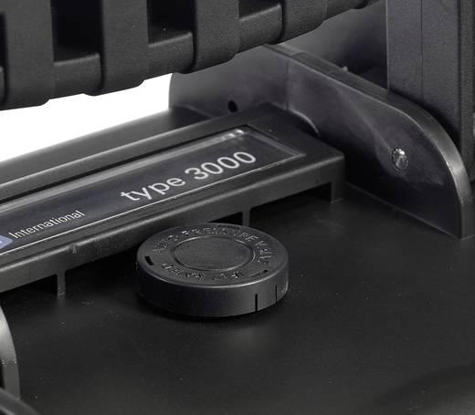 Universal Werkzeugkoffer unbestückt B & W International 6000/B/SI (B x H x T) 510 x 215 x 419 mm