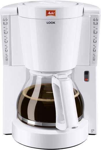 Kaffeemaschine Melitta Look IV Weiß Fassungsvermögen Tassen=8