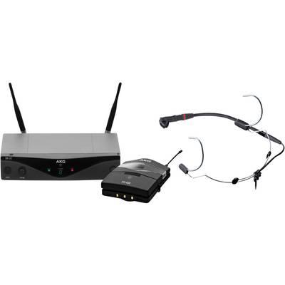 AKG WMS420 HEAD-SET-SYSTEM ISM Funkmikrofon-Set Übertragungsart:Funk Preisvergleich