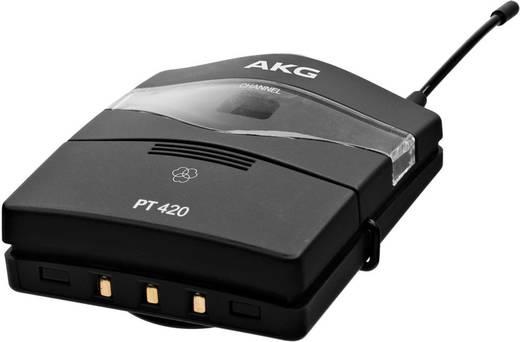 Ansteck Funkmikrofon-Set AKG WMS420 PRESENTER SET M-BAND Übertragungsart:Funk