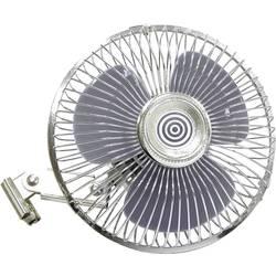 HP Autozubehör Ventilator mit Metallgitter 12V, 12 V