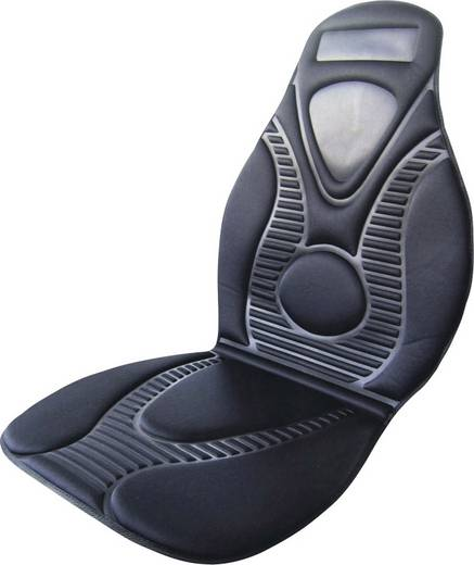 HP Autozubehör Beheizbare Sitzauflage 12 V 2 Heizstufen Schwarz