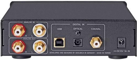 USB Audio DAC 0 bis 24 Hz 384 GSa/s Oehlbach XXL® DAC Ultra Schwarz