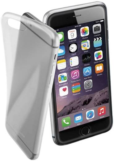 iPhone Backcover Cellularline TPU-Cover Passend für: Apple iPhone 6 Plus, Transparent
