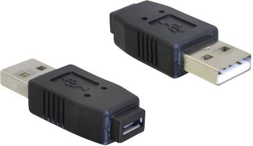 Renkforce 3 Port USB 2.0 OTG-Hub mit SD-Kartenleser + micro-B zu USB-A Adapter