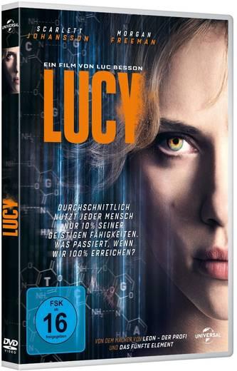 DVD Lucy FSK: 16