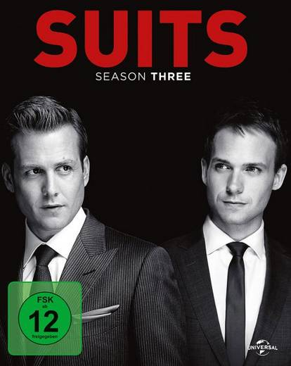 blu-ray Suits FSK: 12