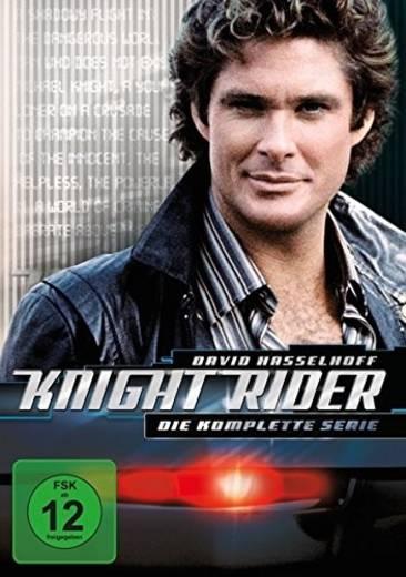 DVD Knight Rider FSK: 12